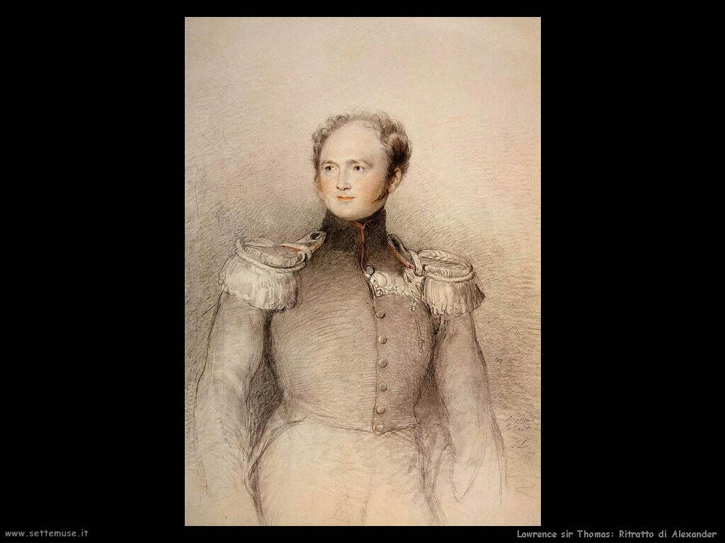 lawrence_sir_thomas  Ritratto di Alexander I