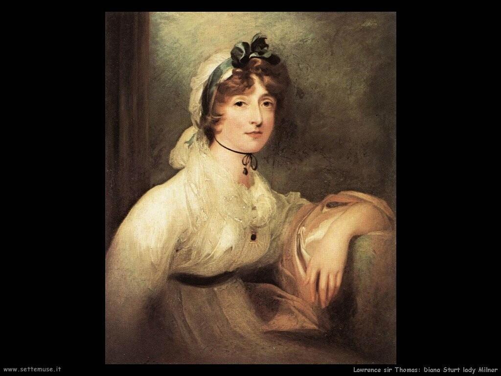 lawrence_sir_thomas Diana Sturt lady Milner