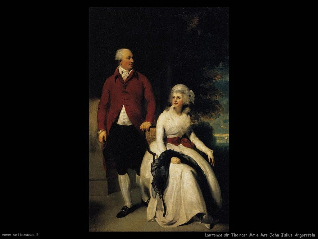 lawrence_sir_thomas  Mr e Mrs John Julius Angerstein