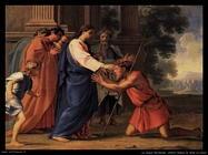 le_sueur_eustache Cristo guarisce il cieco