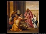 le_sueur_eustache Presentazione della Vergine