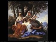 le_sueur_eustache Le muse Clio, Euterpe e Talia