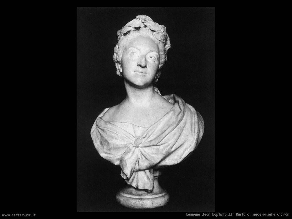 lemoine_jean_baptiste_II   Busto di Mlle Clarion