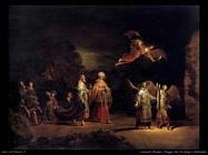 leonaert bramer Viaggio dei tre re Magi verso Gerusalemme