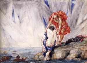 Pittura di Leonaert Bramer