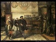 leys_henri  Frans Floris va alla festa di san Luca (1540)