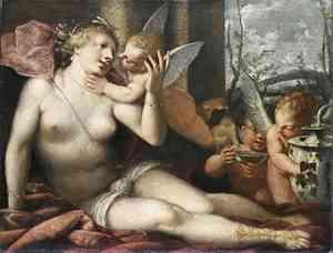 Dipinto di Pietro Liberi