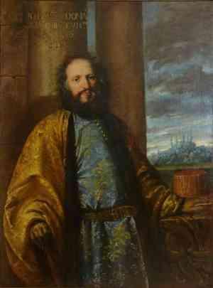 Pittura di Pietro Liberi