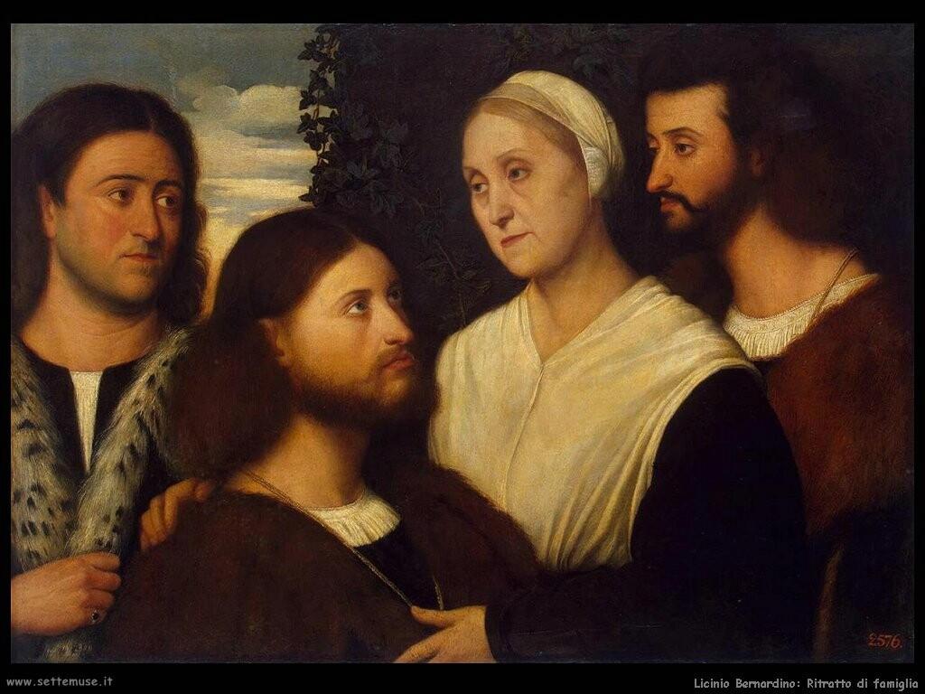 /licinio_bernardino Ritratto di famiglia