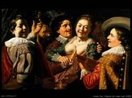 lievens_jan Allegoria dei cinque sensi