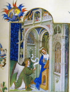 Pittura di Limbourg Brothers