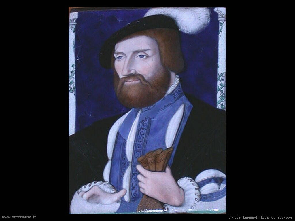 limosin leonard Luis de Bourbon