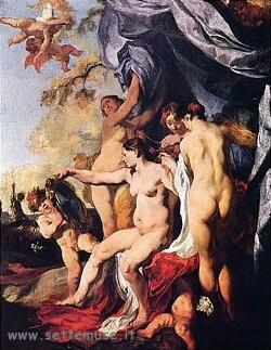 Pittura di Johann Liss