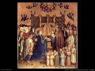 lochner_stefan  Presentazione di Cristo al tempio