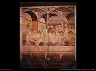 lorenzetti ambrogio Il giuramento di san Luis di Toulouse