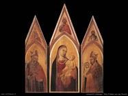lorenzetti ambrogio Pala d'altare di son Procolo