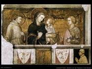 lorenzetti_pietro  Madonna con san Francesco e san Giovanni
