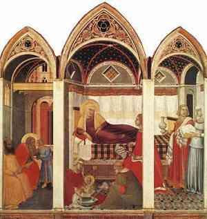 Dipinto di Pietro Lorenzetti