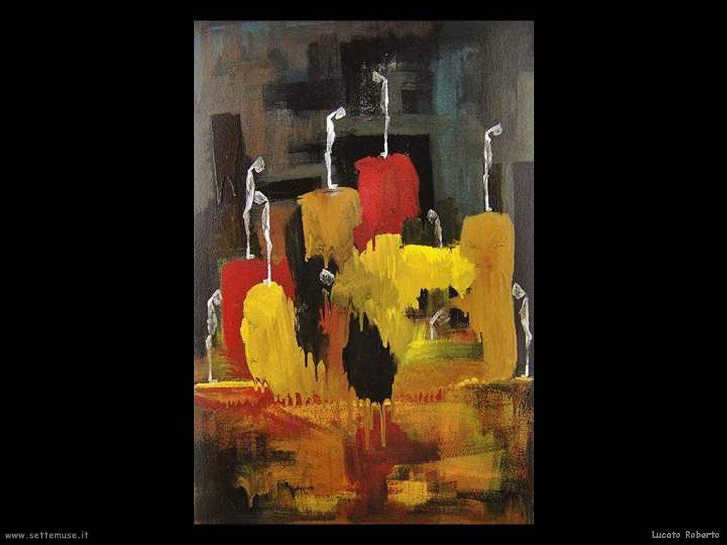 Lucato Roberto, dipinto  008