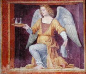 Affresco di Bernardino Luini