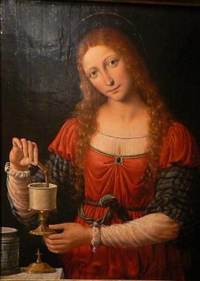 Ritratto di Bernardino Luini