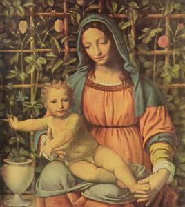 Pittura di Bernardino Luini