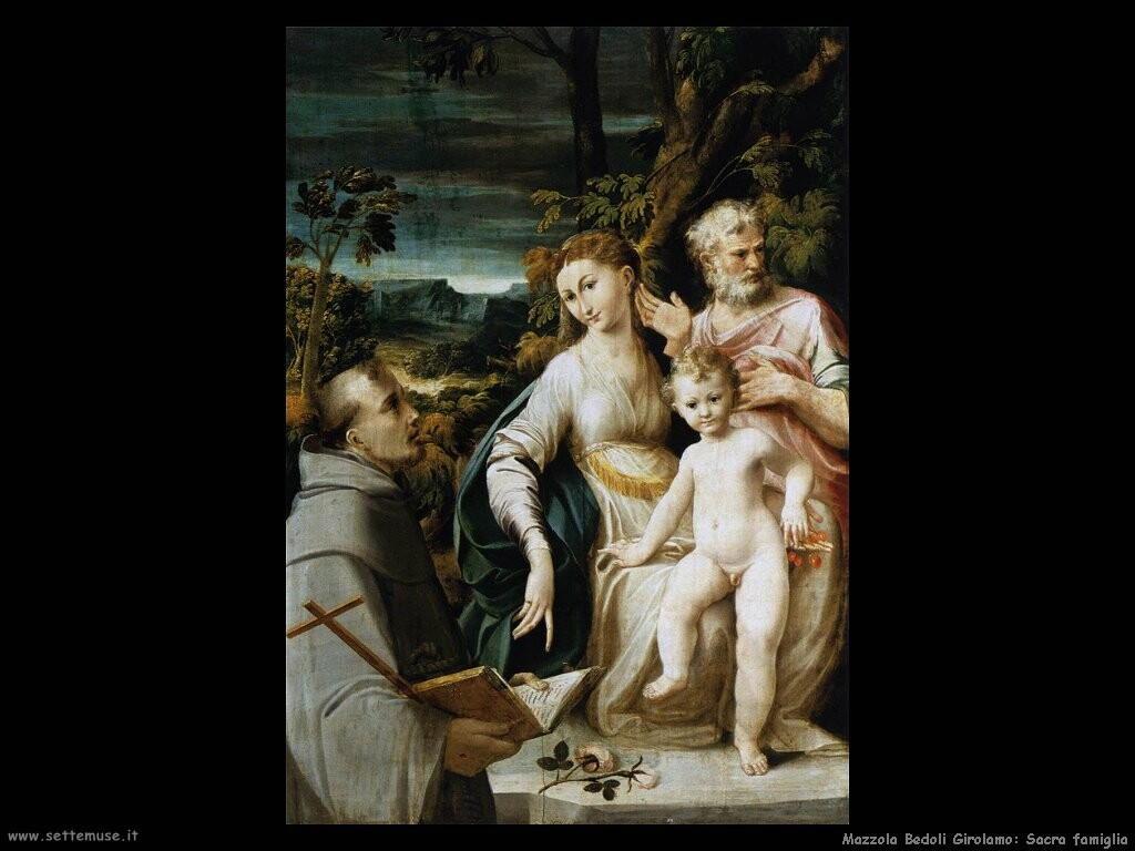 Mazzola Bedoli Girolamo