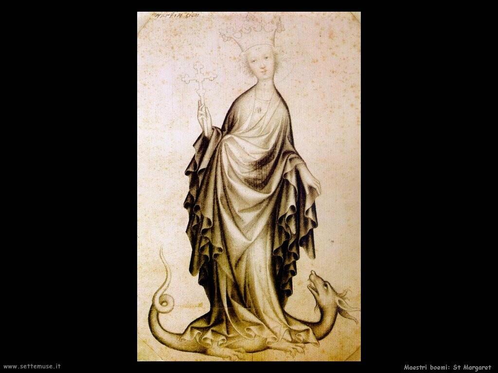 maestri sconosciuti boemi Santa Margherita