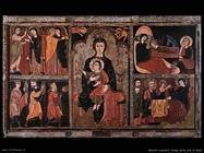 maestri sconosciuti catalani Scene dalla vita di Gesù