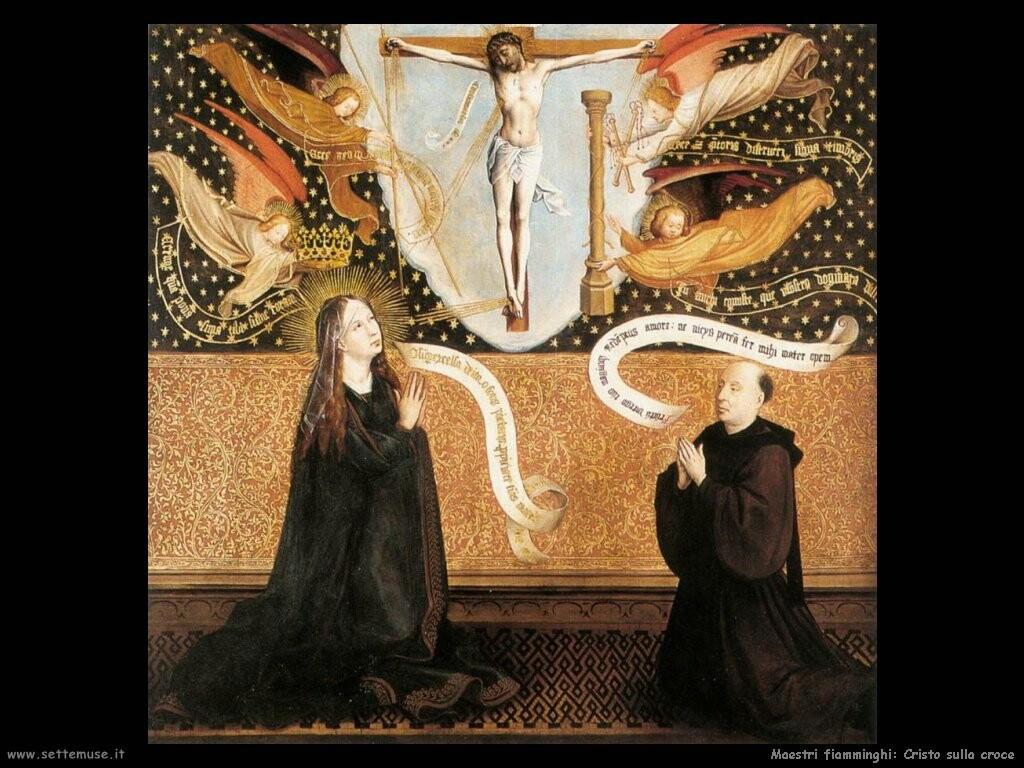fiamminghi_Cristo in croce