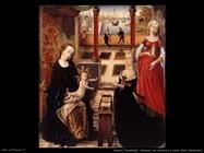 fiamminghi_Madonna con donatori e Maria Maddalena