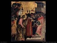 maestri sconosciuti italiani Cristo davanti a Pilato