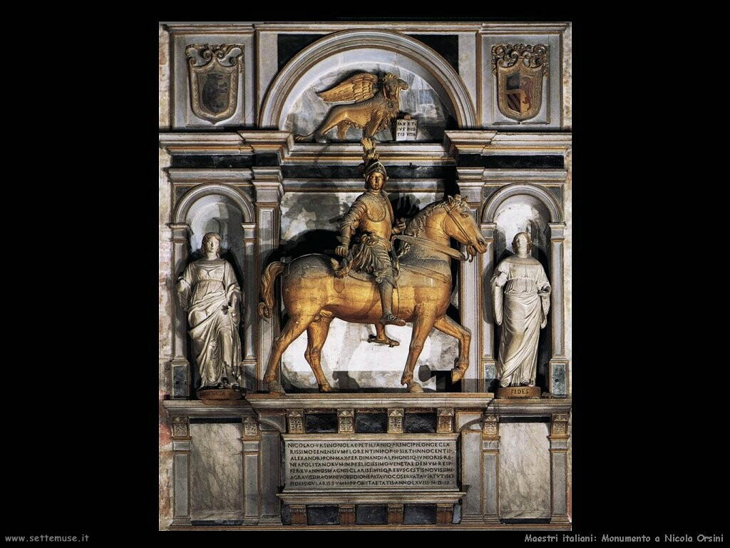 italiani Monumento a Nicola Orsini