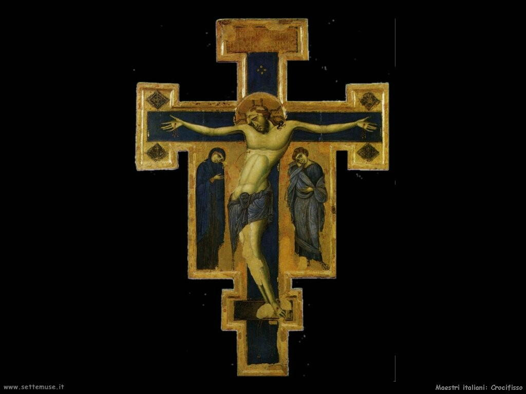 italiani Crocifisso