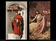maestri sconosciuti Profeta Geremia e Cristo