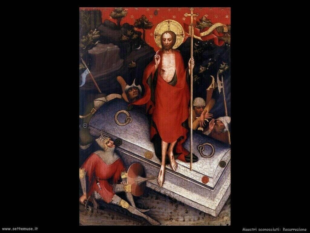 maestri sconosciuti La resurrezione