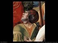 maestri sconosciuti Cristo mentre porta la croce (dett)
