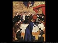 maestri sconosciuti Morte di santa Clara