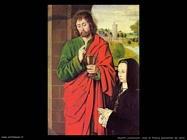maestri sconosciuti Anna di Francia presentata dai santi