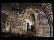 maestri sconosciuti Vista della navata della chiesa inferiore