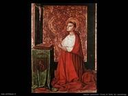 maestri sconosciuti Visione di san Pietro di Lussemburgo