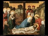 maestri sconosciuti Lamentazione sul Cristo