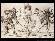 non_identificati San Sebastiano e gli arcieri