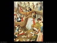 maestri sconosciuti Scene dalla vita di sant'Ursula
