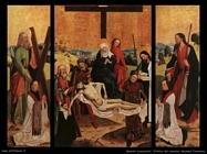 non_identificati Trittico del canonico Gerhard Terestree