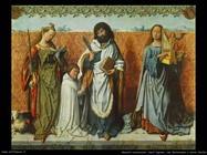 non_identificati_Sant'Agnese, san Bartolomeo e santa Cecilia