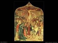 maestri sconosciuti Crocifissione