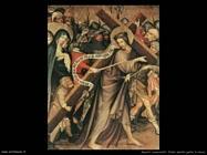 non_identificati Cristo mentre porta la croce