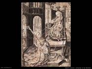 olandesi Allattamento di san Bernardo