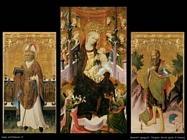 spagnoli_Pala d'altare con la Vergine